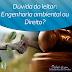 Dúvida do leitor: Eng. Ambiental ou Direito?