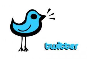 menggunakan twitter