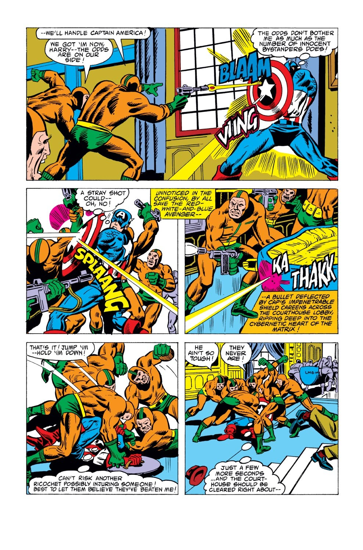 Captain America (1968) Issue #243 #158 - English 4