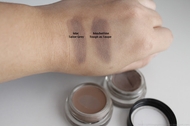 All things gold can stay mac paint pots vs maybelline for Program like paint for mac