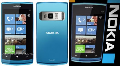Nokia Lumia 601 Bocor di Internet