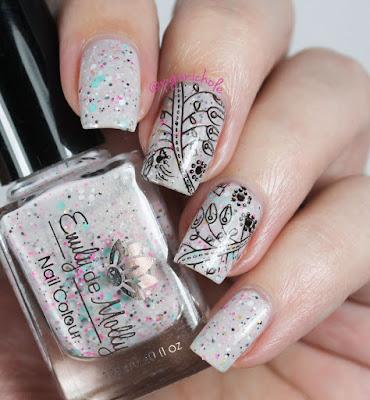 Emily de Molly Frail Promise + Stamping