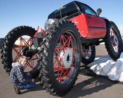 amazing car tuning - lifted trucks