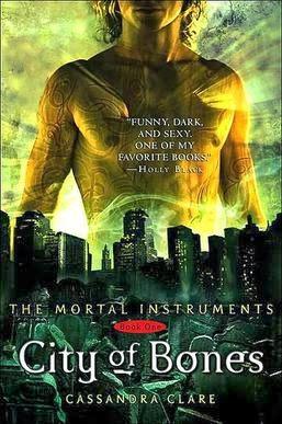 The Mortal Instruments City of Bones