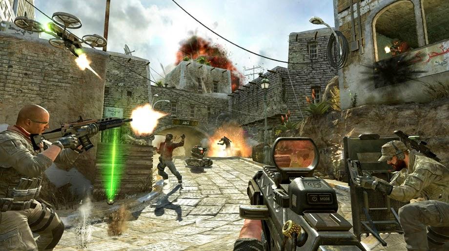 Pengertian Genre Game RPG, RTS, FPS, TPS, dan Sandbox