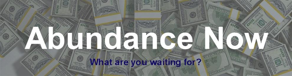 Abundance Now!