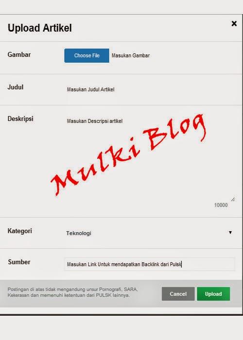 Cara Mendapatkan Backlink Berkualitas dari Pulsk
