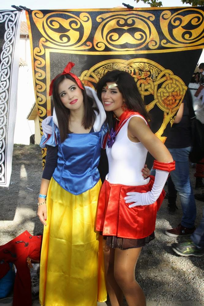 Lucca+Comics