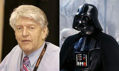 David Prowse - Darth Vader