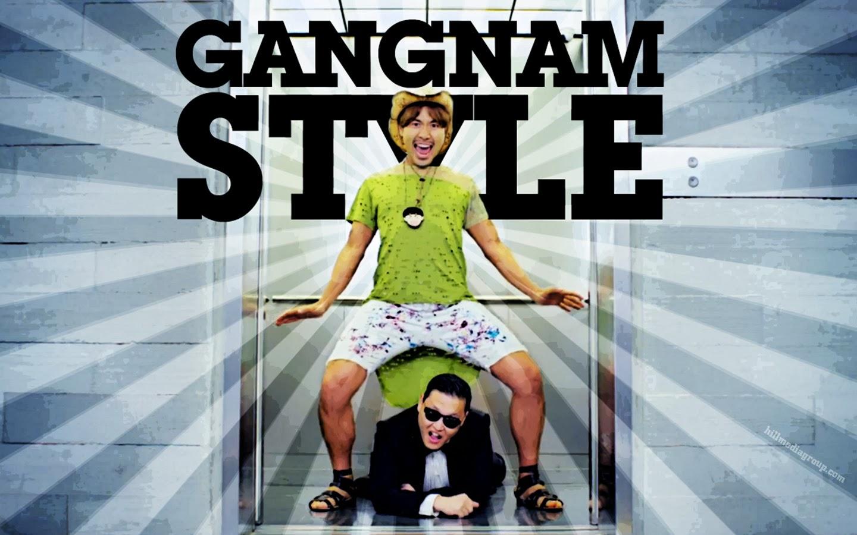 2 BLN views Gangnam Style Psy