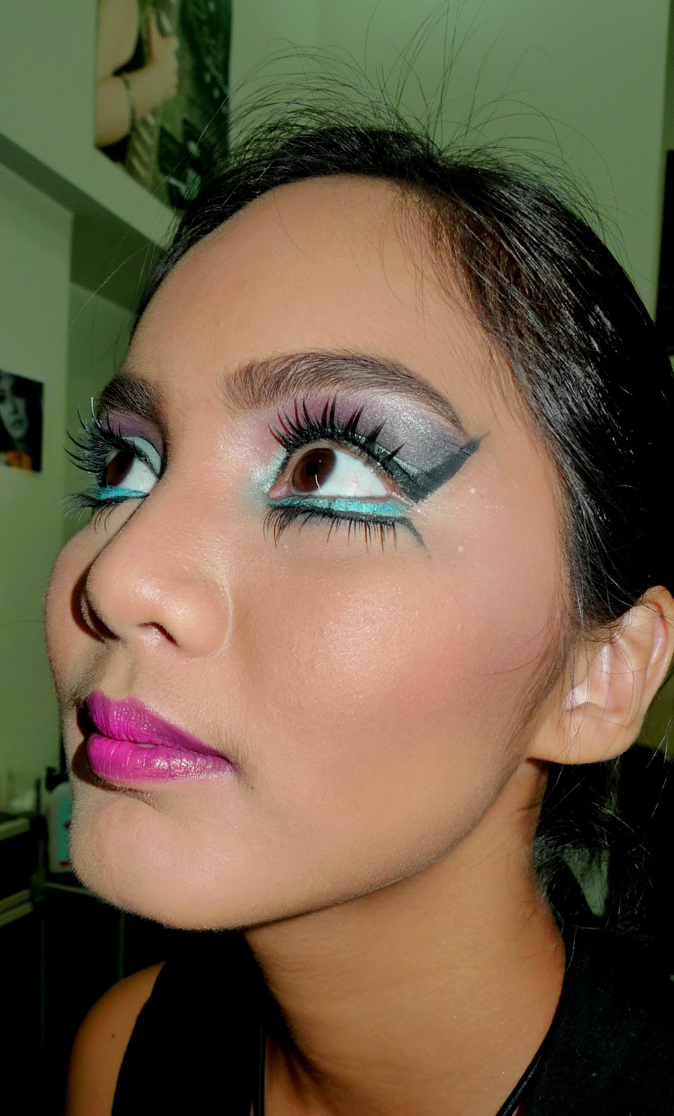 Ina Loves Makeup Maquillage Professionnel Day 11 Audibiche