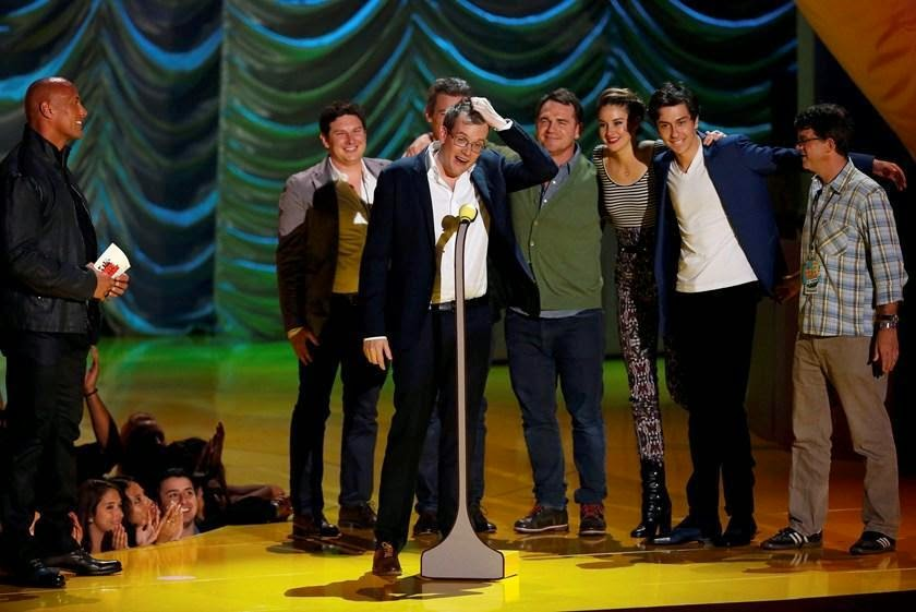 MTV Movie Awards 2015: List of winners and Speech Shailene