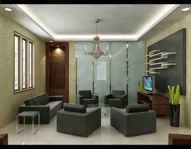 desain interior rumah sederhana tampilan minimalis