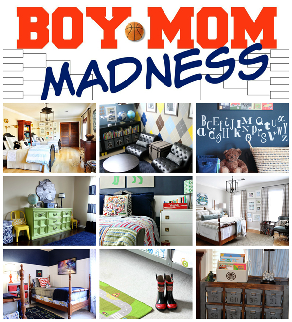 decorating with style} How to Decorate a Boy\'s Room That Will Grow ...