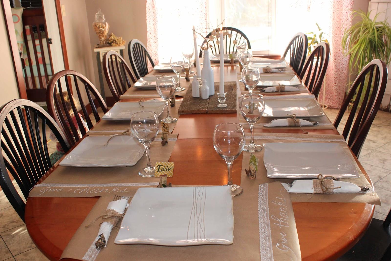 the farmhouse studio thanksgiving week 3 diy placemats u0026 napkin