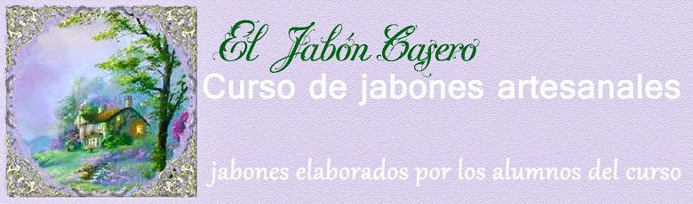 Curso de Jabones Artesanales.