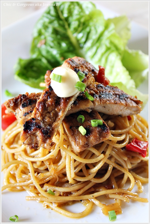 Recipes with grilled chicken and pasta