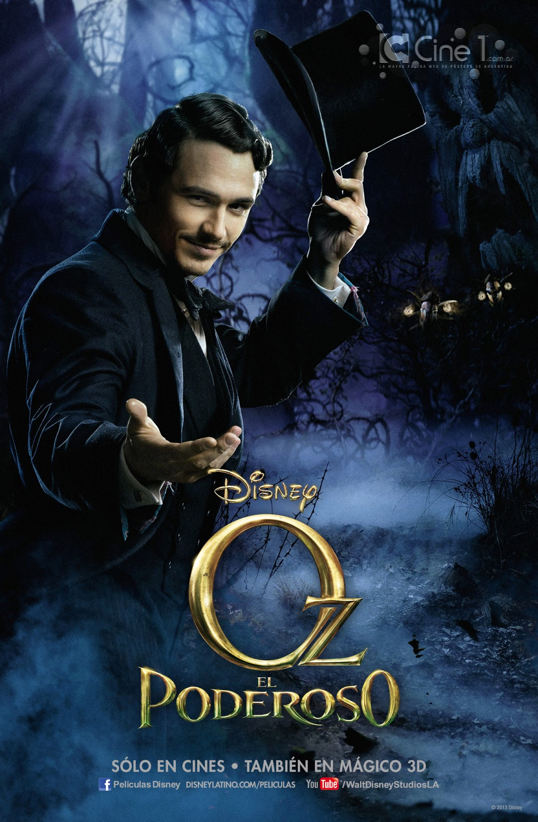 Category: Oz El Poderoso , Oz The Great and Powerful