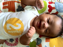 Baby M on the 2nd month!