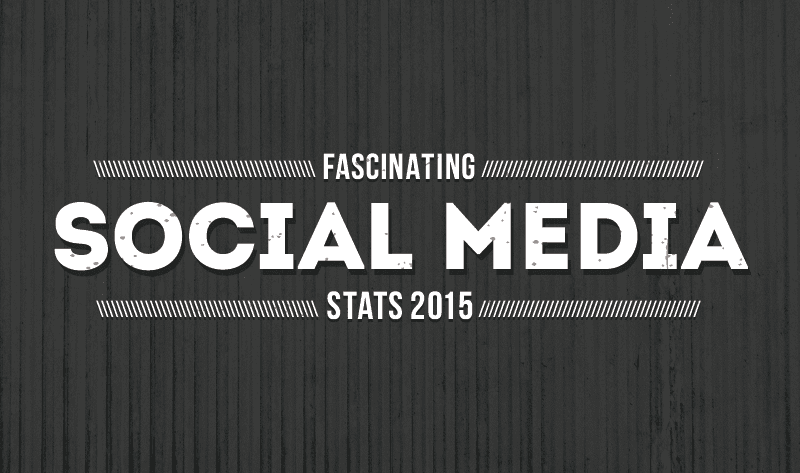 Amazing #SocialNetworking Stats 2015: Facebook, #Twitter, Instagram, Google+, LinkedIn, #Pinterest