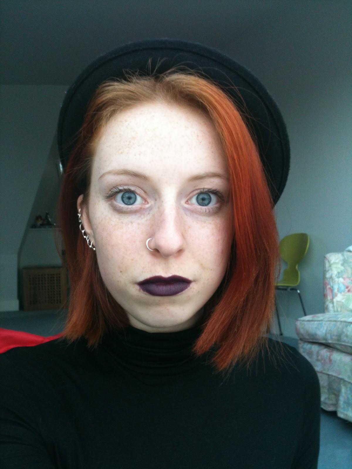 Favori Lipstick Fantasy: Mac Dark Lipsticks Haul! DS95