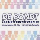 Our Sponsors - De Bondt Textilfournituren B.V.