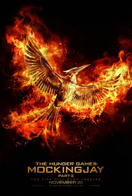 Mockingjay Part 2 Movie Poster