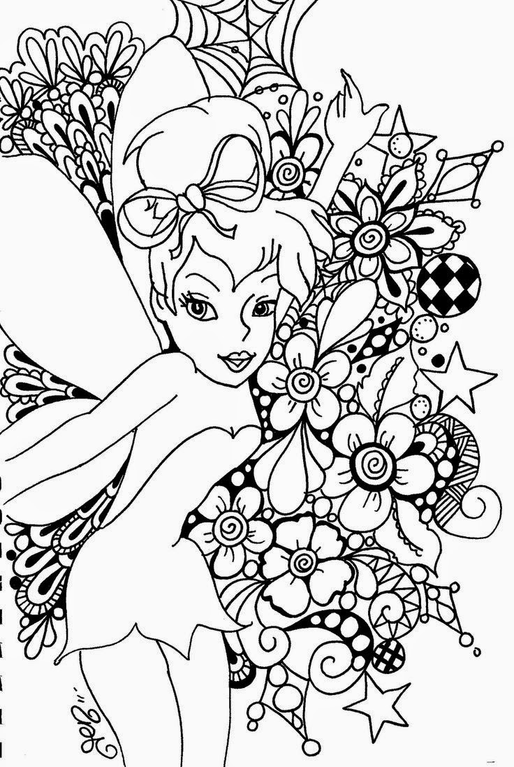 Online coloring sheets for adults - Color Online Free Disney Princess Gothic Disney Princess Coloring Pages Fairy Fairies Faerie Faeries Coloring