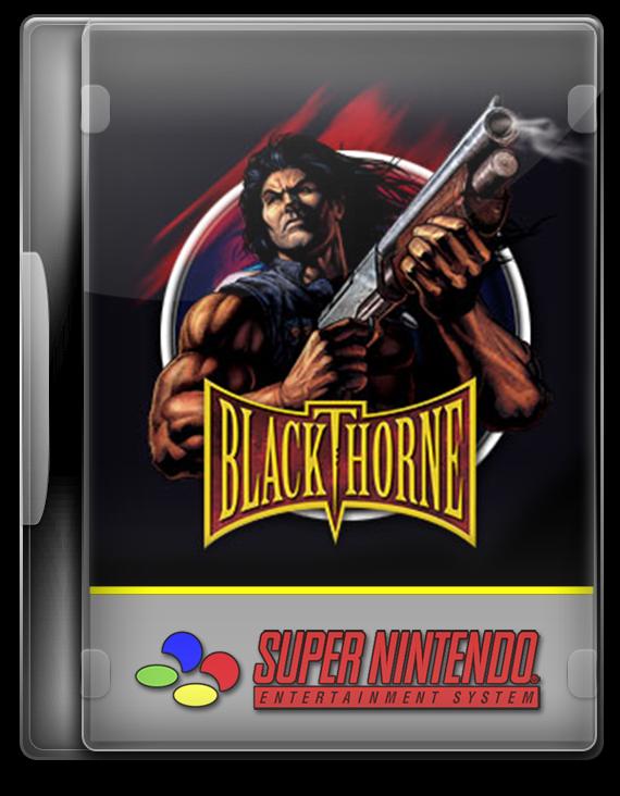 Blackthorne (Snes)