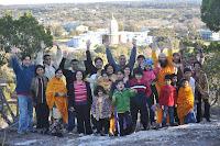 Hindu Family Camp at Kripaluji Maharaj's ashram in Austin, Texas