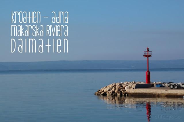 Kroatien - Adria - Makarska Riviera - Dalmatien - September 2013