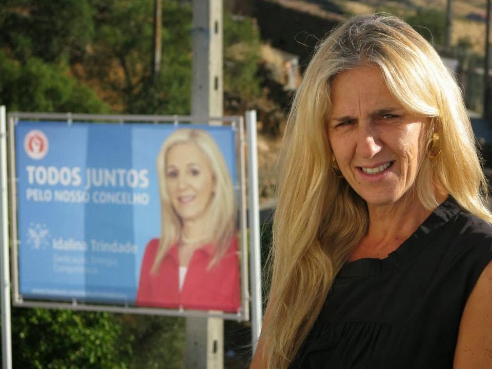 Presidente da Câmara Municipal de Nisa, eleita pelo PS em 2013