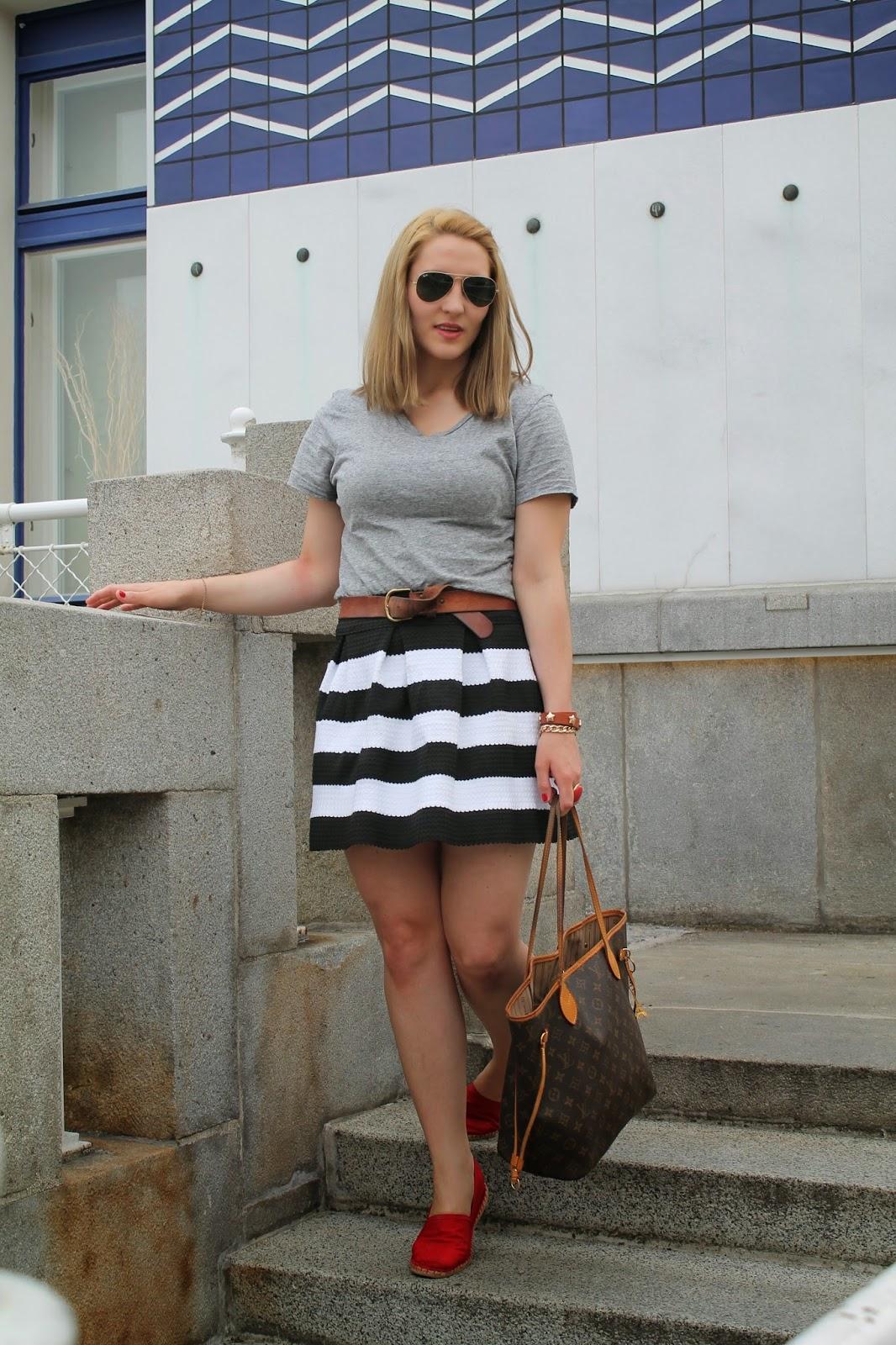 Fashionblogger Austria / Österreich / Deutsch / German / Kärnten / Carinthia / Klagenfurt / Köttmannsdorf / Spring Look / Classy / Edgy / Summer / Summer Style 2014 / Summer Look / Fashionista Look /