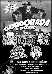 """GORDORADA """"O RETORNO"""""""