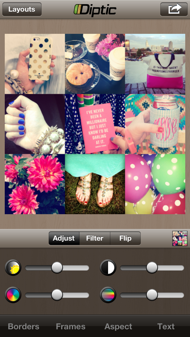 how to make a collage on instagram iphone