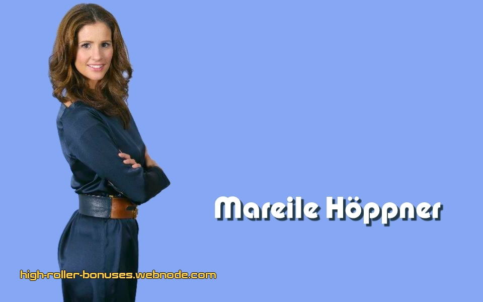 Nackt Bilder : Mareile Höppner Nude TV Star   nackter arsch.com
