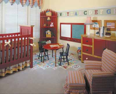 Baby Nursery on Thursdays Thoughts   Baby S Nursery