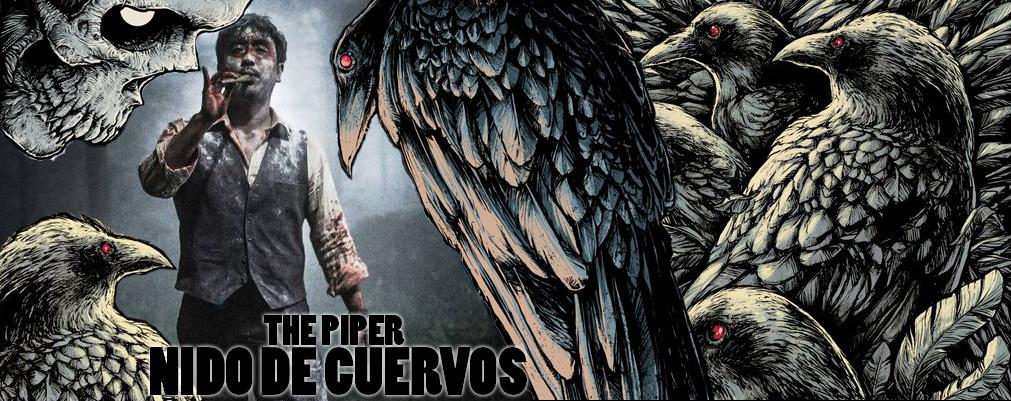Nido de Cuervos. Cine Fantástico y de Terror.