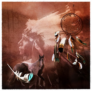 Running Horse Sioux Native American