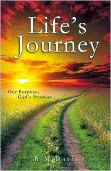 life's journey, life's journey book, god's promise, r m davis