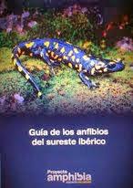 Anfibios Sureste Ibérico