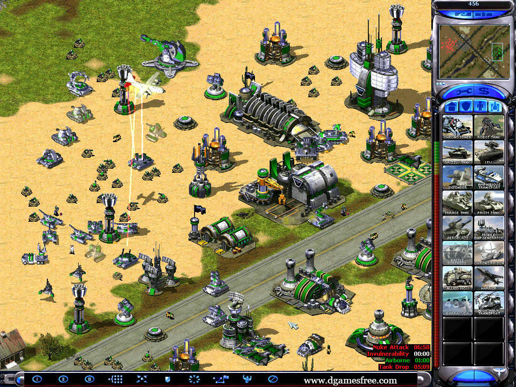 red alert free no download