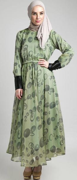 Baju Muslim Pesta Cantik