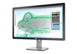 Dell's 32-inches UltraSharp Ultra HD Monitor with 3,480 x 2,160 resolution