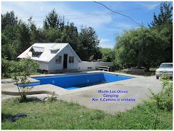 """Camping """"Monte los Olivos"""""""