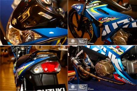 gambar suzuki satria F115 Young Star MotoGP