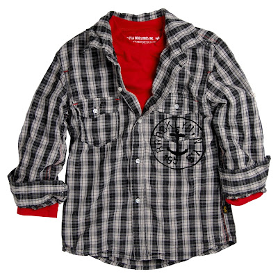 groton black check 2 20% off at Small Concept
