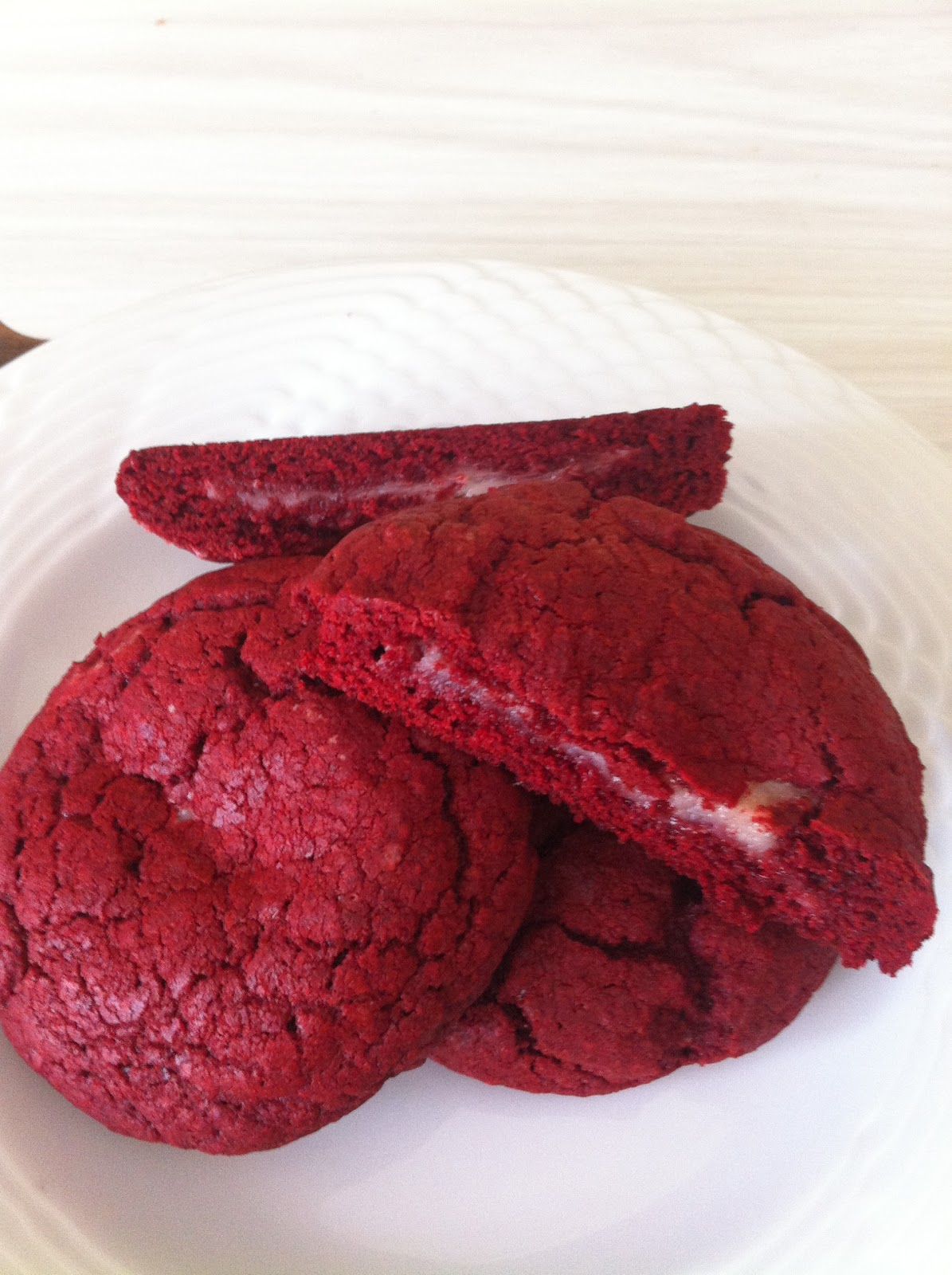 red velvet cheesecake cookies cookies 1 box red velvet cake