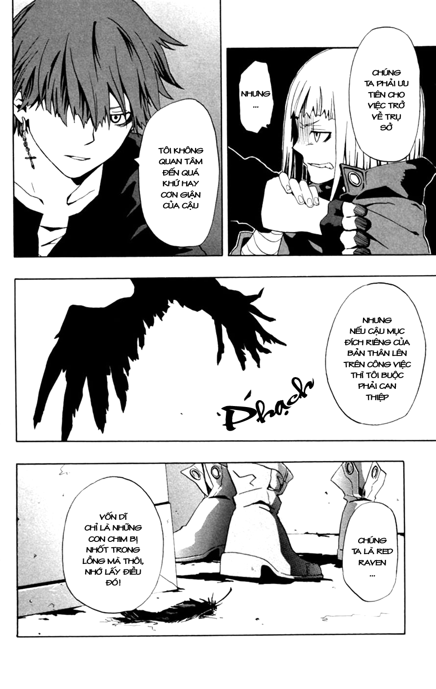 Red Raven chap 5 - Trang 26