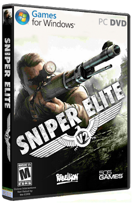 Sniper Elite V2 - PC-Game (2012)